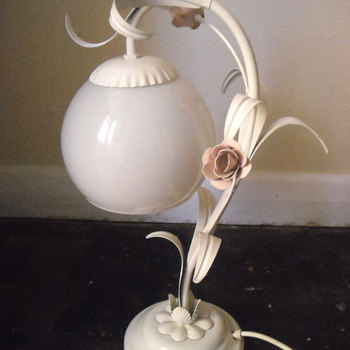 My favourite Lamp in all the world ART DECO? ART NOUVEAU? RETRO? - Lamps