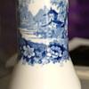 Minton Blue/White vase