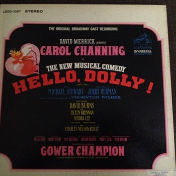 Hello,Dolly ! - Records