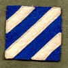 Pre-WWII U.S. 3rd Division Patches