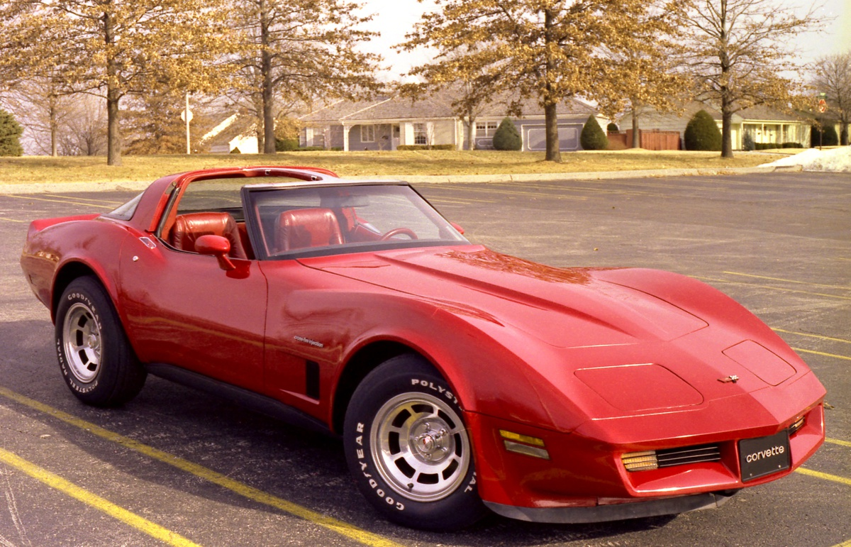 1982 Franklin Mint Red Chevrolet Corvette | Collectors Weekly