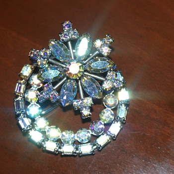 Beautiful Brooch - Could It Be Sherman?