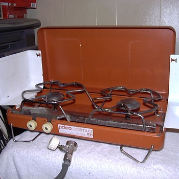 OPTIMUS 831 STOVE