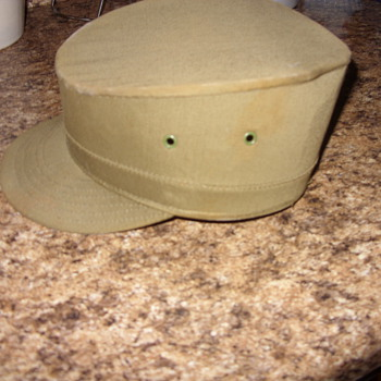ww 2 jump up cap - Military and Wartime