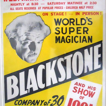Blackstone: World's Super Magician (1948) - Posters and Prints