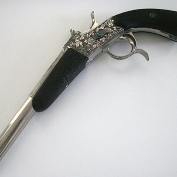 European Parlor Pistol - Outdoor Sports