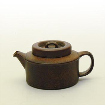 RUSKA crockery range. Ulla Procopé (Arabia, Finland, 1960) - Art Pottery