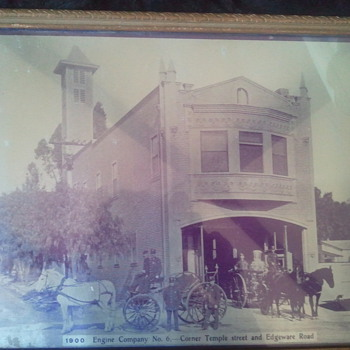 1900 firstation - Photographs