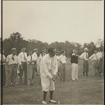 I need help identifying this golfer. - Photographs