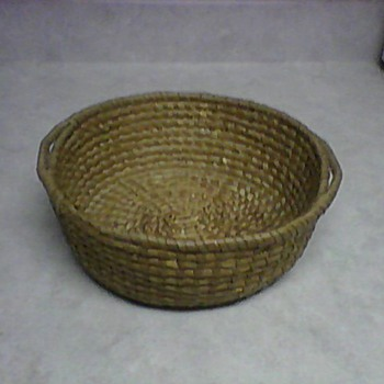 YUGOSLAVIAN BASKET - Sewing