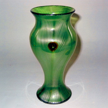 From a private collection- All Loetz- Part 6 - Art Glass