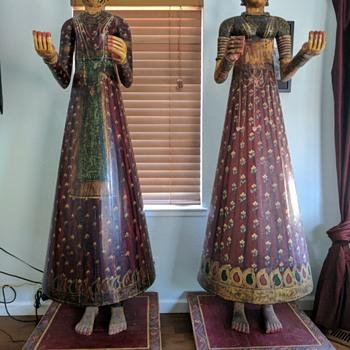 Thai Wedding Couple