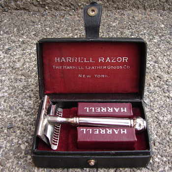 Razor From Harrell Leather Goods Co  - Accessories