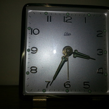 A gem of an alarm clock i could not resist - Clocks