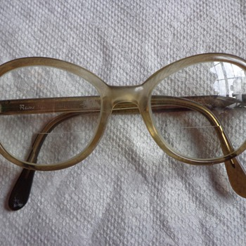 VINTAGE FRANCE L EVRARD RHINESTONE Eyeglasses - Accessories