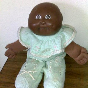 Coleco Cabbage Patch Doll 1982