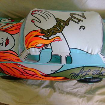 U2 Car!!