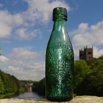 W H WOOD COLOURED BEER DURHAM NORTH EAST - Bottles