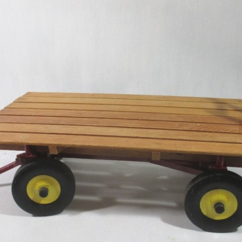 Peter-Mar Wood Wagons - Model Cars