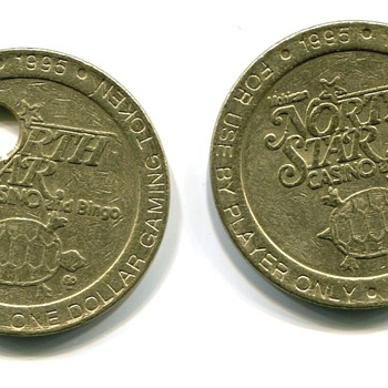 Holey Tokens - US Coins
