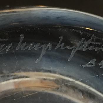 Strombergshyttan vase