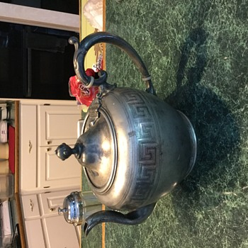 1866 teapot