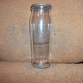 VINTAGE BALL JAR - Bottles