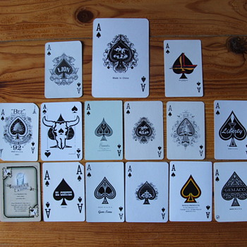 Ace of Spades - Cards