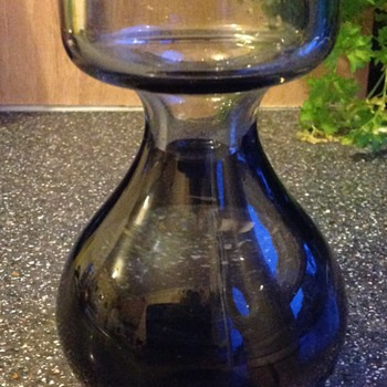 Hyacinth vase - Glassware