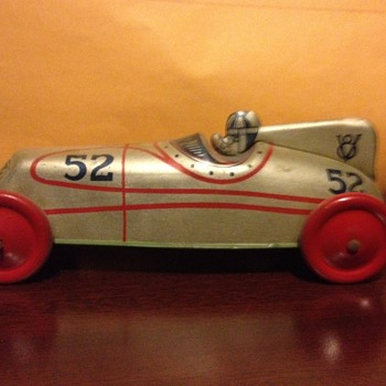Does anyone have any information on this toy car?