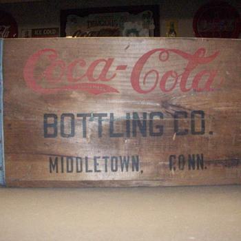 Coca-cola crate - Coca-Cola