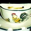 Teabag and teaspoon holder