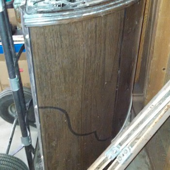 Moore's gas heater. Looking for information on this unit.