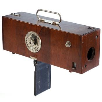 1899 Nodark Ferrotype Camera - Cameras