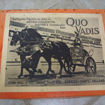 Non-Paper Movie Memorabilia - 1915 - 1950 Part 3 - Movies