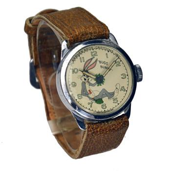 Bugs Bunny Warner Bros Cartoons Inc - Additional Version - Wristwatches