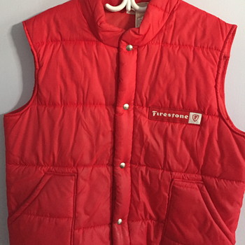 Firestone vest Mens XL.