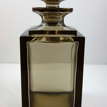 Moser Decanter - ca. 1930s?