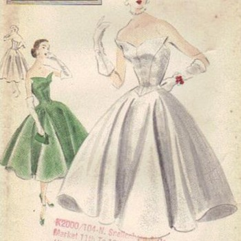 Amazing Rare Vogue Pattern  - Sewing