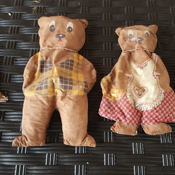 Dolls Goldilocks, and Three Bears