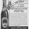 1953/54  Frydenlunds Pilsner Beer Advertisement
