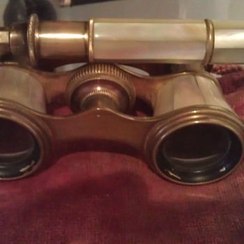 Opera Glasses - Accessories