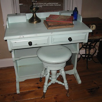 Shabby Chic desk - Furniture