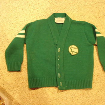 Philadelphia Eagles childrens sweater