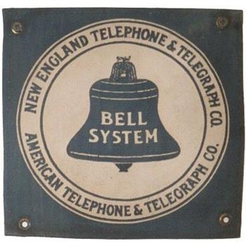 New England Telephone & Telegraph Co. Cloth