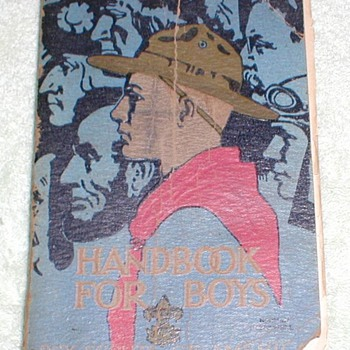 1932 Boy Scout Handbook