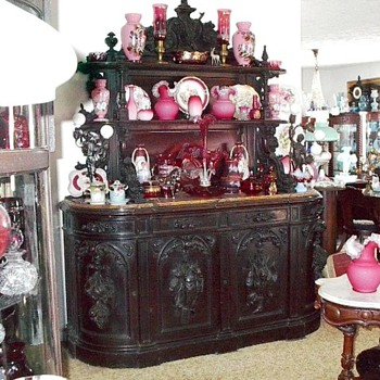 Furniture, glassware, toys, etc. - Furniture