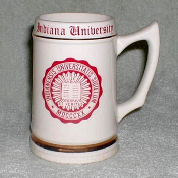 Indiana University - Ceramic Mug - Kitchen