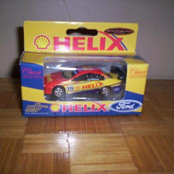 Ford racing car - Model Cars