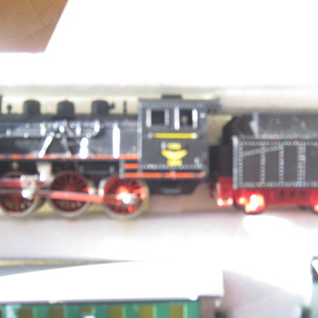 Fleishmann 1050 HO train set